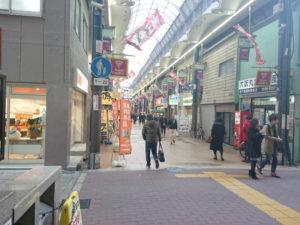 天神橋筋商店街近く ラ・メール北大阪
