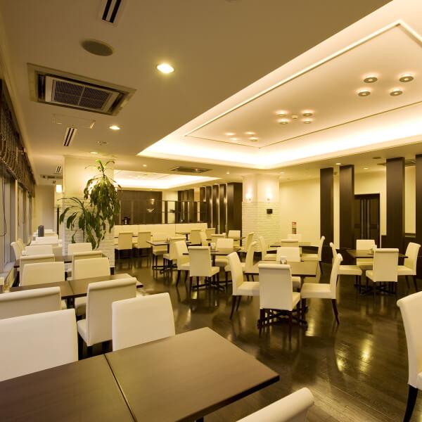 ラ・メール北大阪の食堂(家具付き賃貸)
